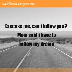 following following copy