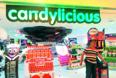 Candylicious di KL Central