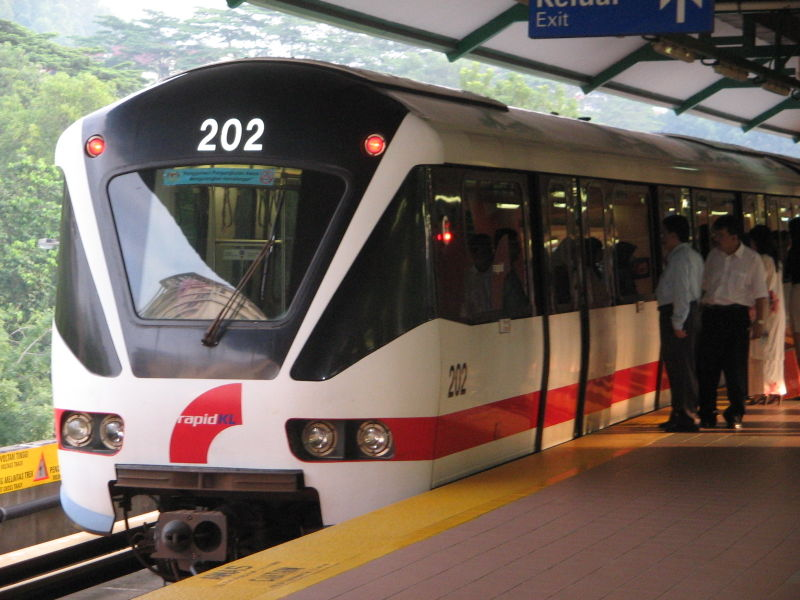 Kereta Rapid KL