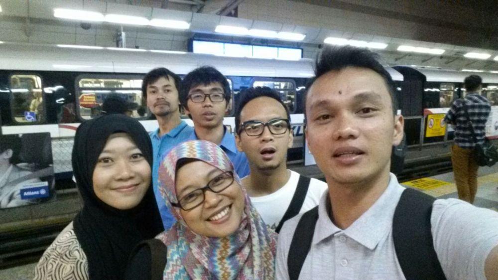 Selfie di LRT
